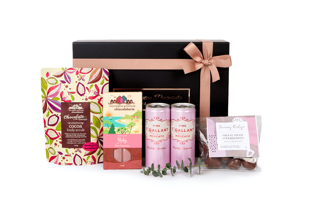 Strawberry Kisses | Mornington Peninsula Hampers | Local Suppliers