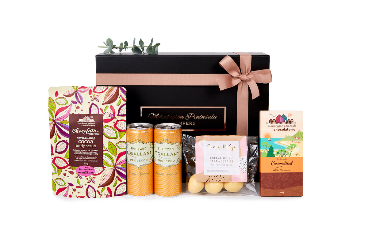 Spritz and Scrub | Mornington Peninsula Hampers | Local Suppliers