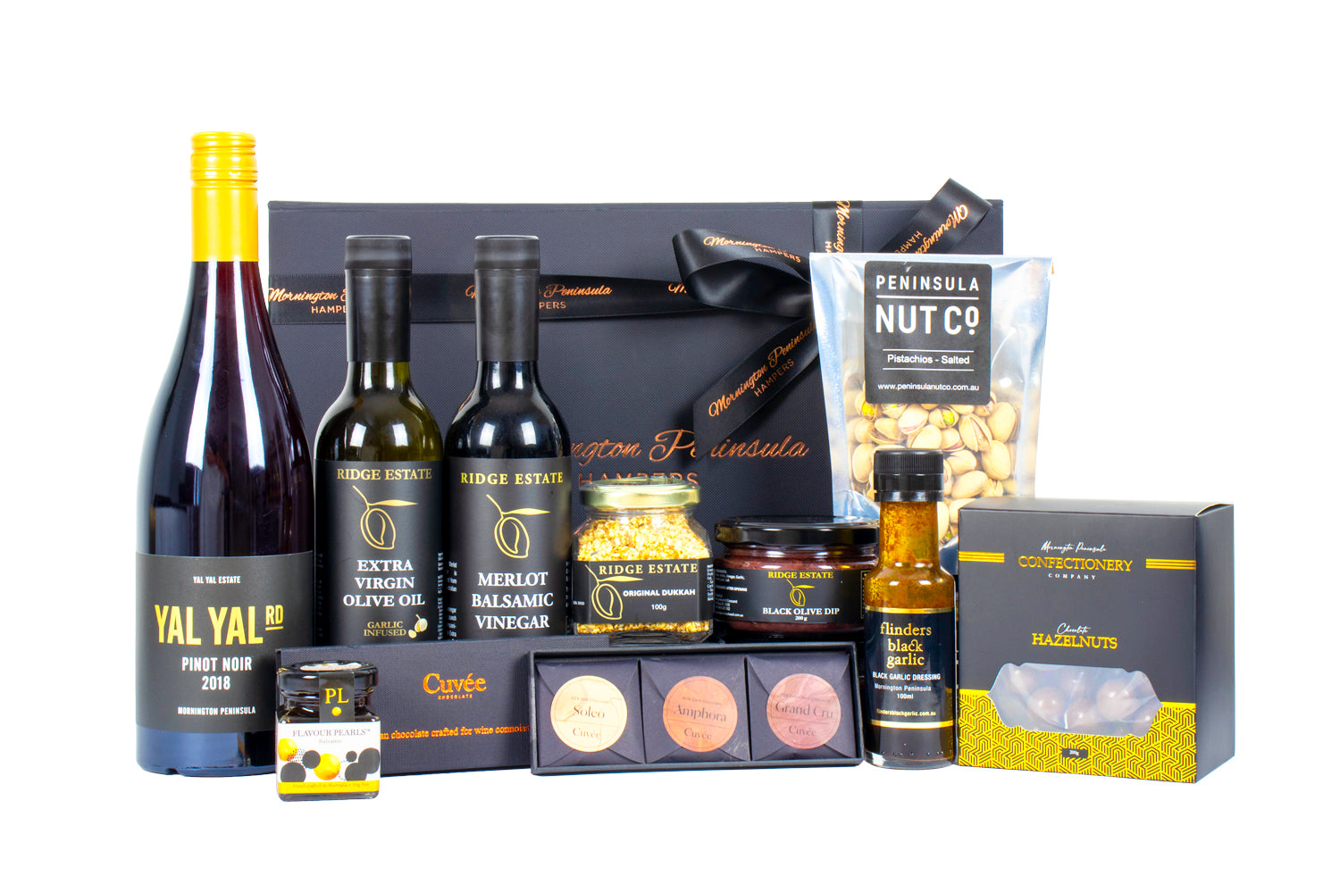 Just Add Cheese Hamper - Mornington Peninsula Hampers