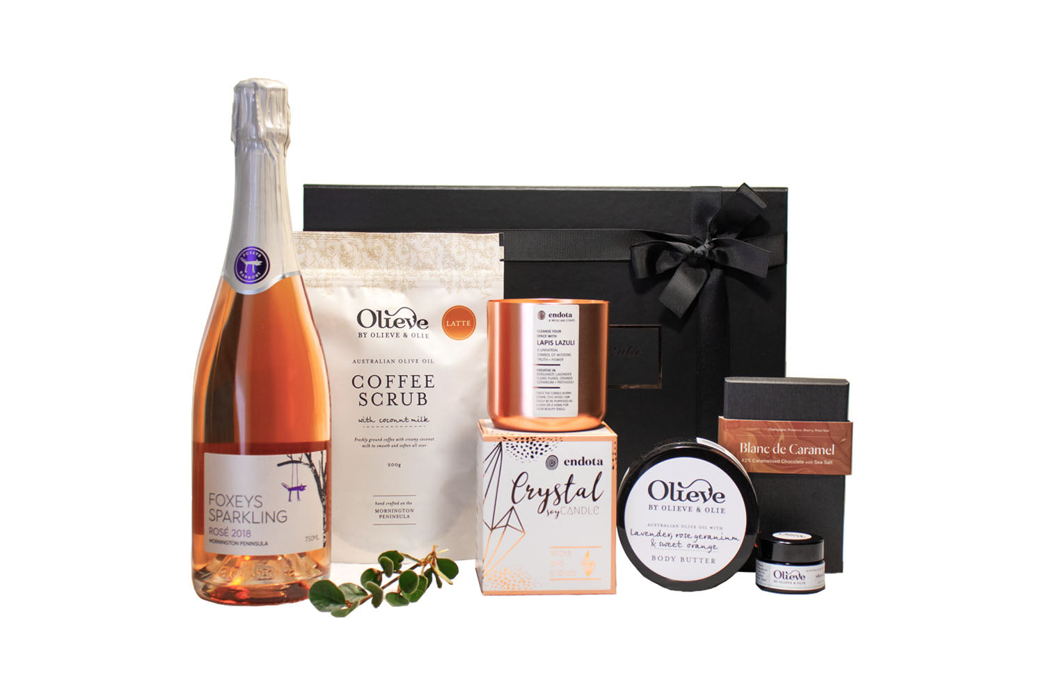 Premium Peninsula Pamper | Mornington Peninsula Hampers | Local Suppliers