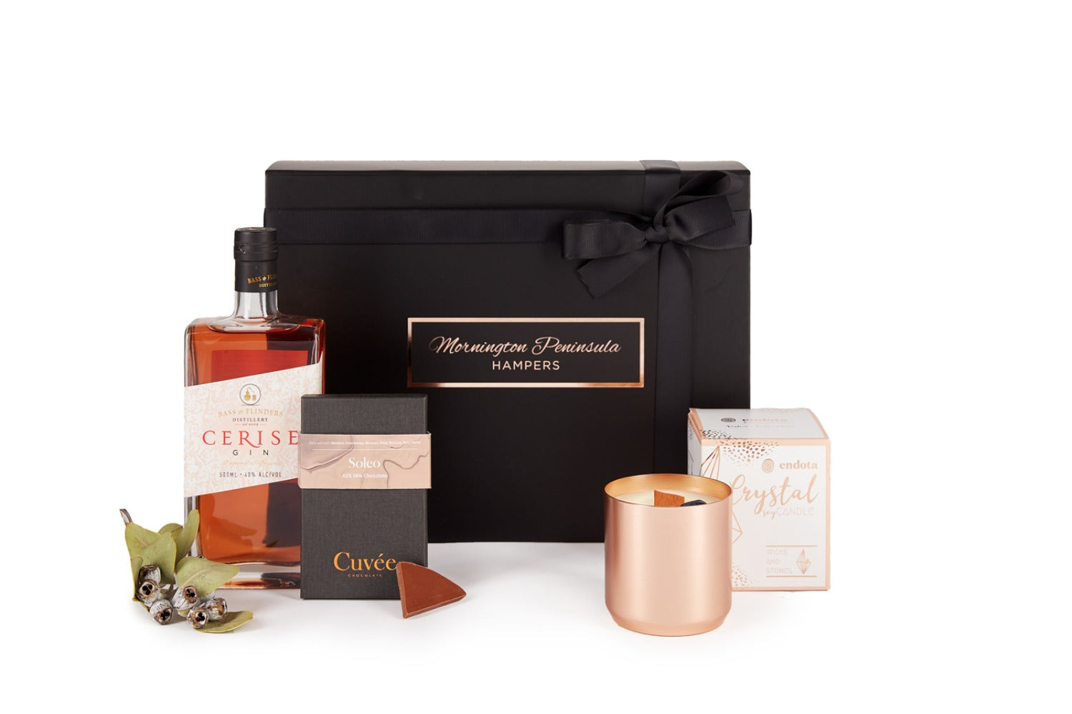 Cerise Crystal Love | Mornington Peninsula Hampers | Local Suppliers