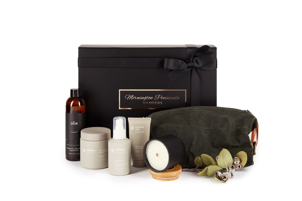 Hey Handsome! | Mornington Peninsula Hampers | Local Suppliers