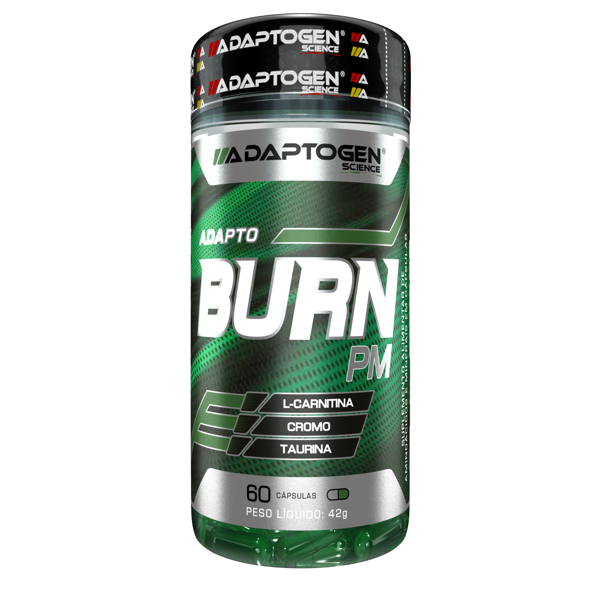 BURN PM (60 CAPS) THERMO NOTURNO
