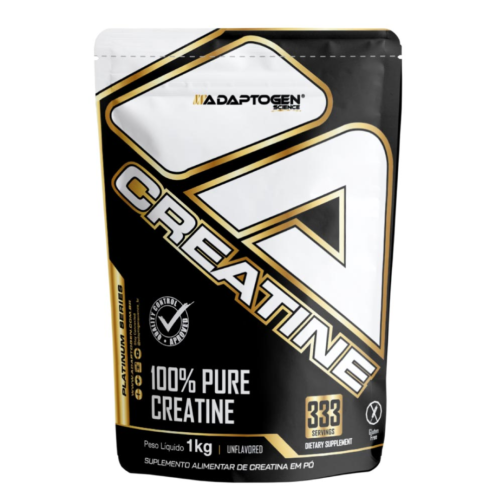 Creatine Platinum Series 1kg Pouch