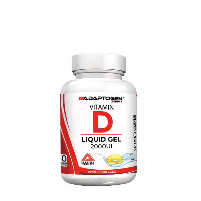 VITAMINA D 500MG 2000UI (60 CAPS)