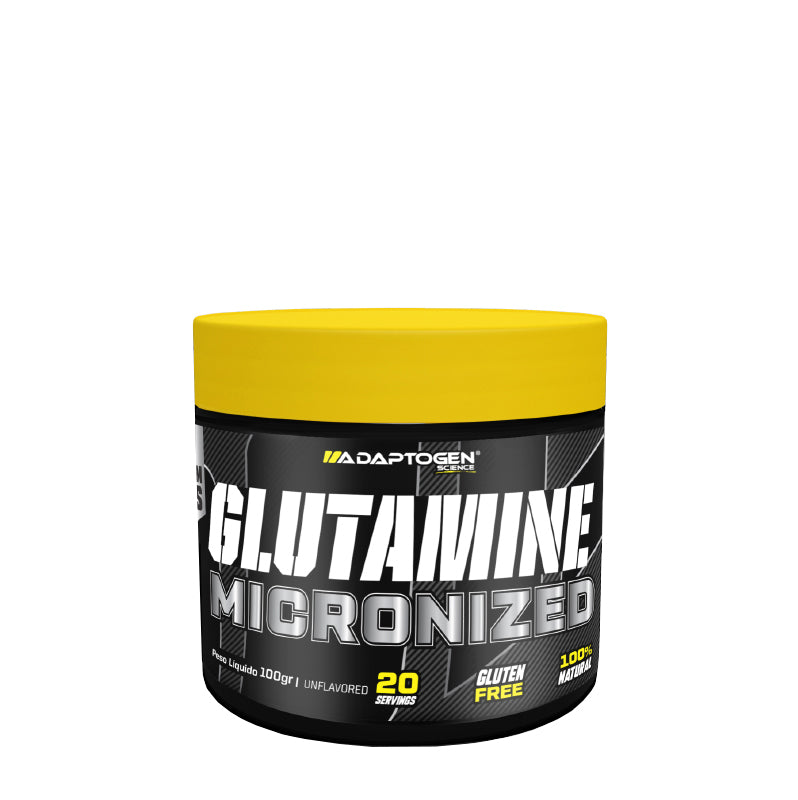 GLUTAMINA PLATINUM SERIES 100G