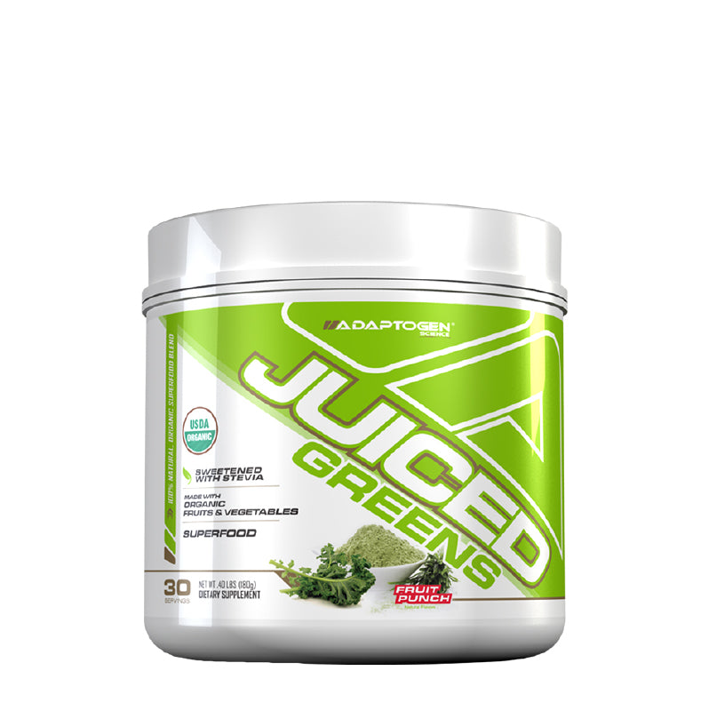 Juiced Greens Fruit Punch 180g