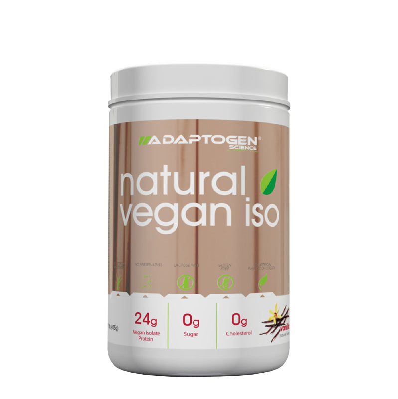 NATURAL VEGAN ISO 455G