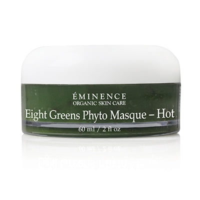 Eight Greens Phyto Masque Hot / Masque Aux Huit Verdures (chaud)
