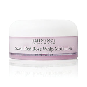 Sweet Red Rose Whip Moisturizer / Hydratant Fouetté À La Rose