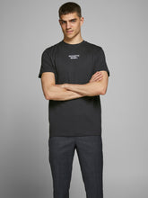 Afbeelding in Gallery-weergave laden, JPRBLADEAN T-shirt - dark navy