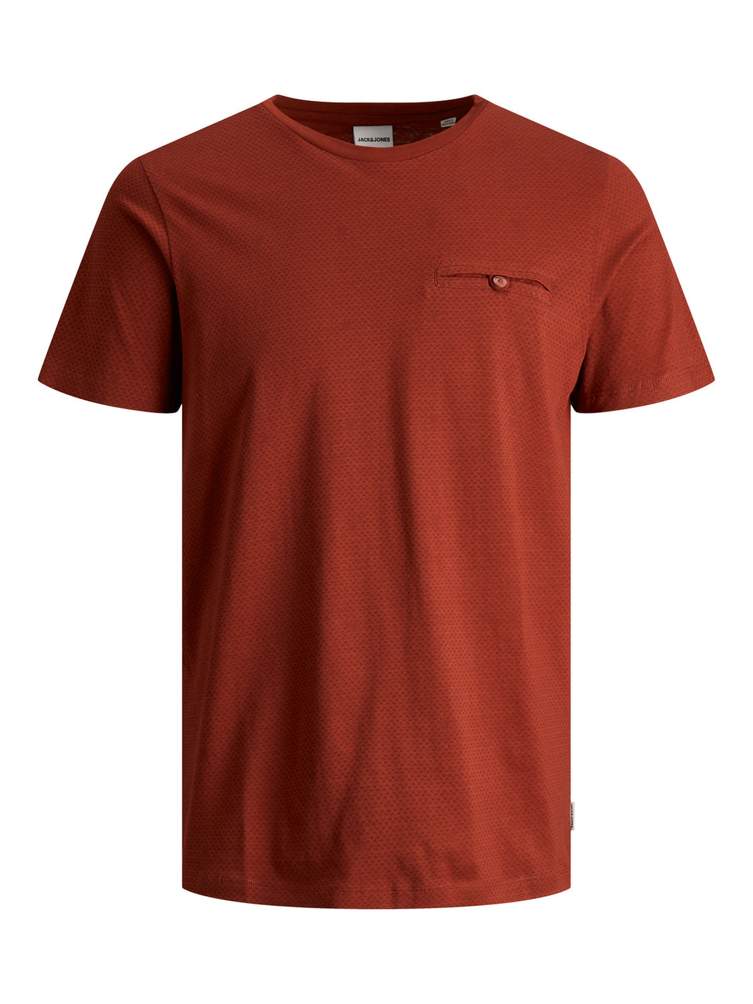 JCOBARBAR T-shirt - red ochre