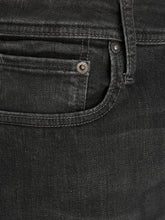 Afbeelding in Gallery-weergave laden, JJIRICK Shorts - black denim