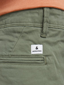 JJIBOWIE Shorts - deep lichen green