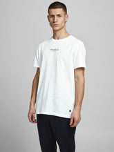 Afbeelding in Gallery-weergave laden, JPRBLABEACH T-shirt - white