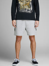 Afbeelding in Gallery-weergave laden, JJICLEAN Shorts - light grey melange