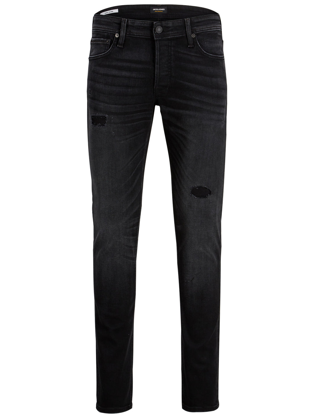JJIGLENN Jeans - black denim