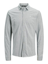 Afbeelding in Gallery-weergave laden, JPRTHEO T-shirts & Tops - light grey melange