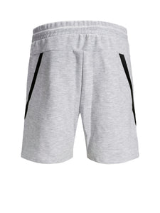 JJICLEAN Shorts - light grey melange