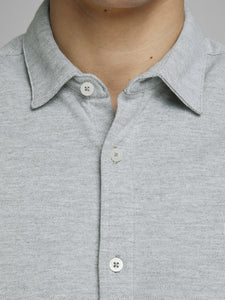 JPRTHEO T-shirts & Tops - light grey melange