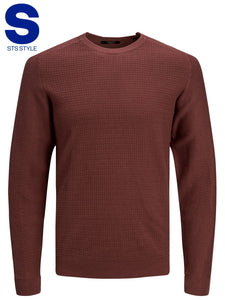 Adam Knit Crew-neck