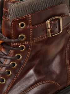 Albany Boots Brown Stone