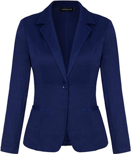 Royal Blue Show Blazer