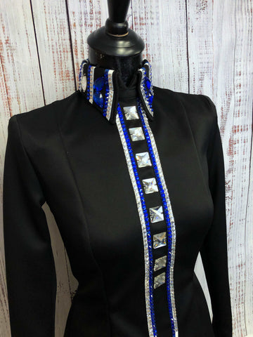 Cream & Brown Connies Customs Shirt