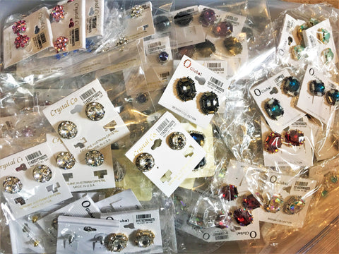 DEAL OF THE DAY - 6 Piece Earring Grab Bag