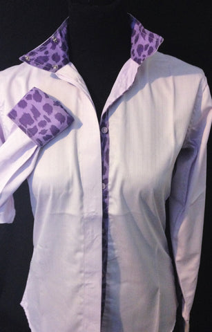 Coolmax Hunt Shirt - Lilac