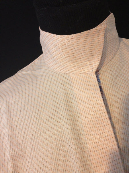 Rattan Check Coolmax Hunt Shirt - Peach