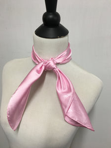 Baby Pink Solid Scarf