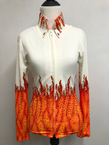 Flames Rail Shirt