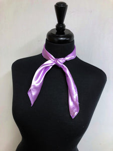 Solid Light Purple Scarf