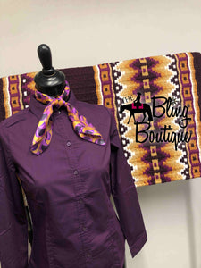Plum & Caramel Pad Set (Multiple Colors Available)