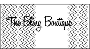 Custom Bling Boutique Show Pad - Design #4