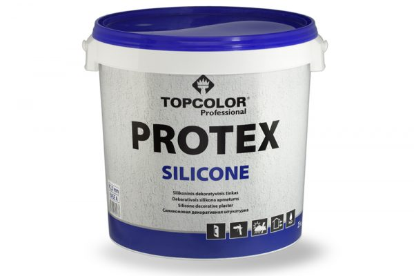 PROTEX SILICONE A, 2 mm.