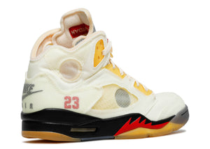 Nike Air Jordan 5 Retro Off-White Sail
