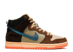 Nike Dunk High Turkdunken