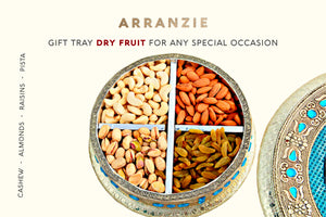 Dry Fruit Round Royal Box Gift for all Occasion