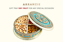 Load image into Gallery viewer, Dry Fruit Round Royal Box Gift for all Occasion