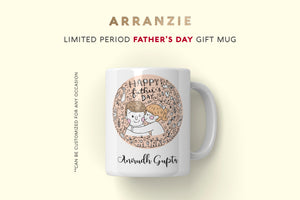 Cute Mug for 'Father-Daughter' Bond