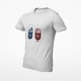 BLUE PILL OR RED PILL ? - T-Shirt Homme