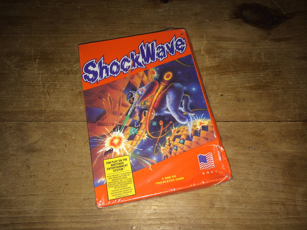 Shockwave (NTSC) (NES)