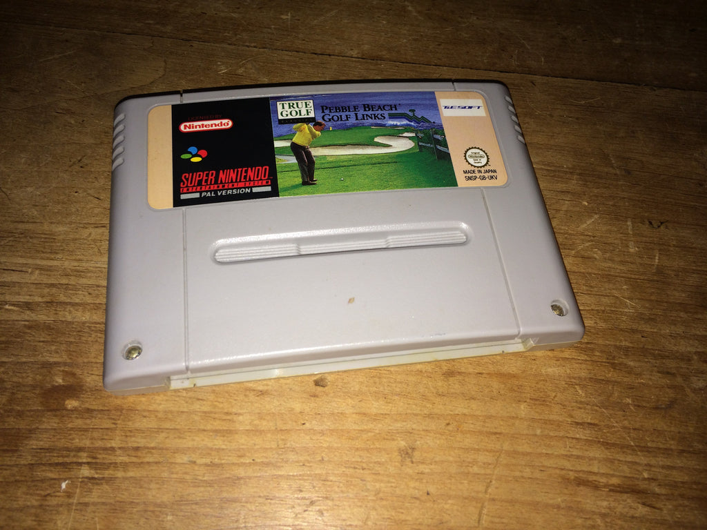 Pebble Beach Golf Links (SNES)