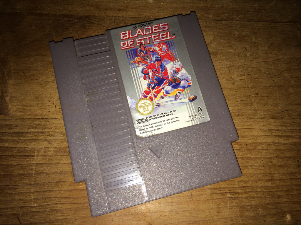 Blades of Steel (NES)