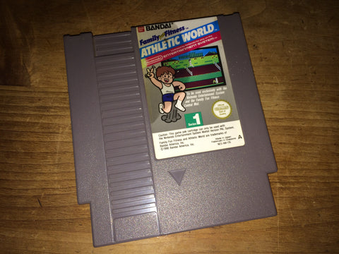 Athletic World (NES)