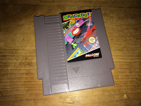 Crackout (NES)