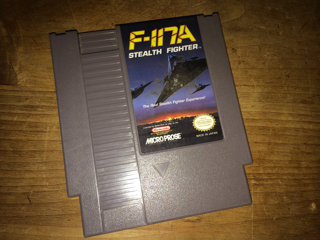 F-117A Stealth Fighter (NES)