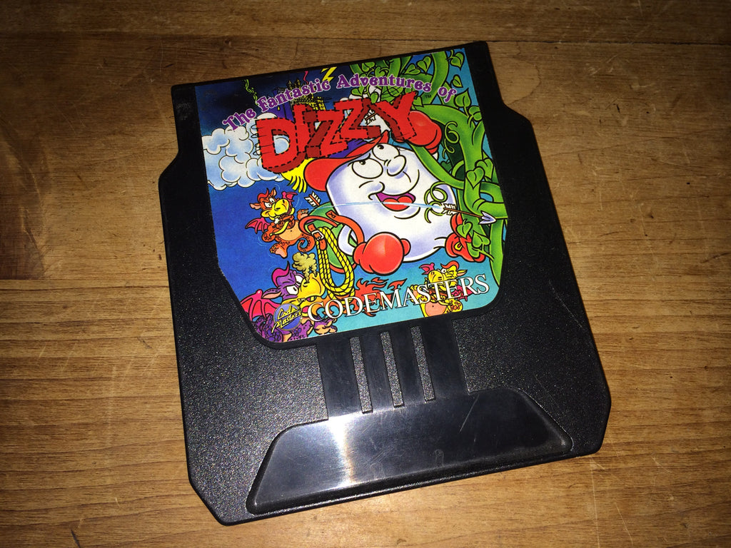 The Fantastic Adventures of Dizzy (NES)